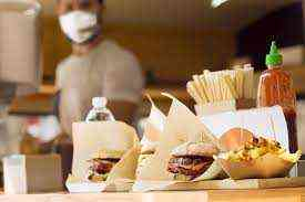Fast food Food truck business for sale in Dubai