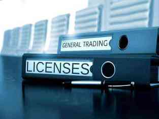 General trading license for sale in Dubai