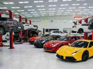 Car workshop for sale in Dubai Al Qouz