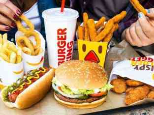 American Fast Food Cafeteria for Sale in Abu Dhabi
