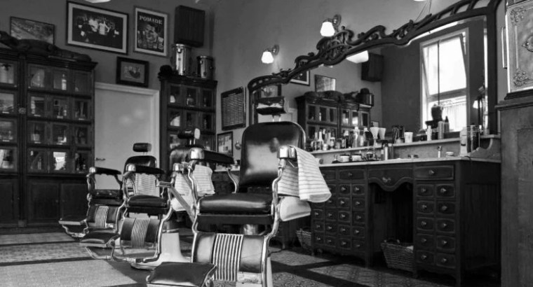 Men's barber shop for sale in Dubai