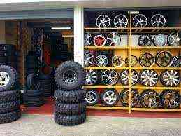 Tyre Shop For Sale in Dubai