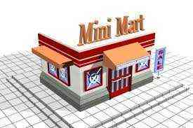 Mini Mart Commercial License for Sale in UIAE