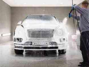 दुबई में बिक्री के लिए पार्किंग कार धोने का व्यवसाय