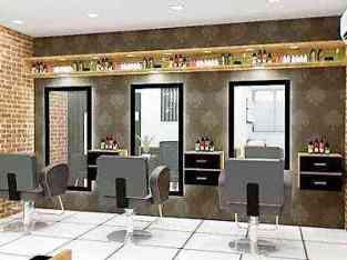 Ladies Salon in Sheikh Zayed Road inside mall in Dubai