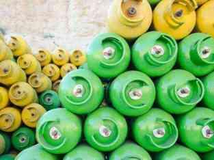 दुबई में बिक्री के लिए गैस सिलेंडर वितरण सेवाएं