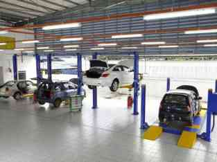 Auto Garage For Sale in Ras Al Khor Dubai UAE