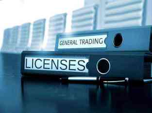 8 MONTH VALID GENERAL TRADING LICENSE FOR SALE IN UAE