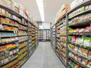 Gibaligya ang supermarket sa Oudmetha sa Dubai