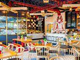 Business Bay cafeteria for sale in Dubai
