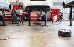 Auto Vehicle Repair Garage for sale in Dubai