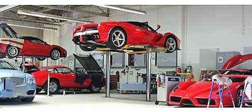 Car workshop for sale in UAE