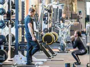 Profitable Gym Health club for sale In Dubai.