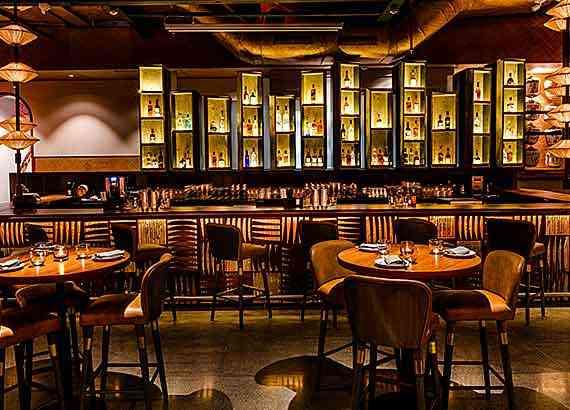 Operational restaurant in JLT for sale in Dubai