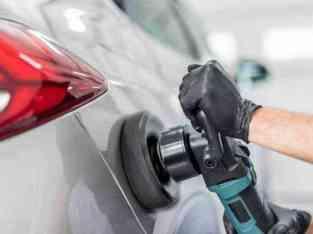 Véndese negocio de pulido de vehículos en Dubai