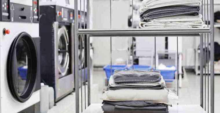 Industrial Laundry for Sale in Dubai مغسلة صناعية للبيع