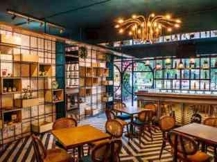 Un restaurante rendible e ben executado á venda en Oud Metha Dubai