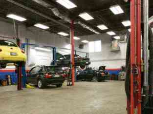 Fully equipped Garage for rent in Dubai