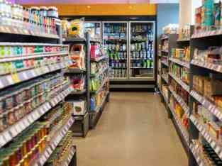두바이에서 판매되는 식료품