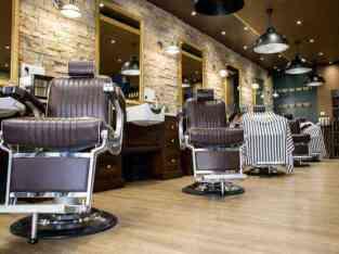 Gents salon for sale in Dubai