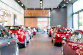 두바이에서 판매되는 자동차 쇼룸 사업