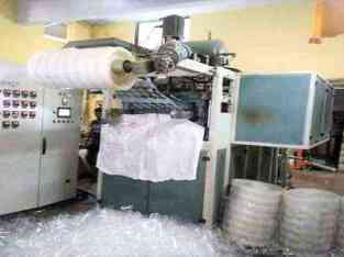 Profitable running business disposable Plastic factory for sale in Dubai