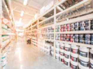 Paint Shop for Sale in Dubai