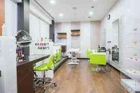 Modern beauty salon lounge for sale in Dubai