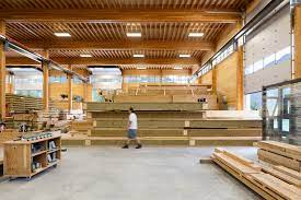 Wooden Factory for sale in Dubai