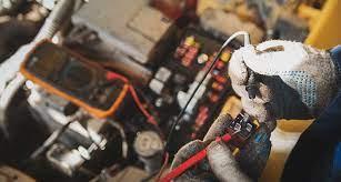Fiara fanodinana mekanika sy elektrika amidy any Dubai