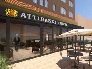 profitabel Attibassi Coffee Shop Francaise amidy any Dubai
