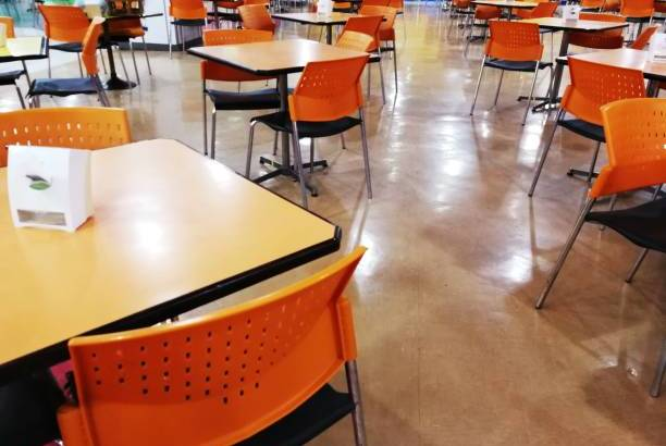 Well Running Cafeteria in Food Court for Sale in UAE