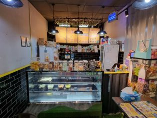 The Shake Colony Cafe business for sale in Dubai,