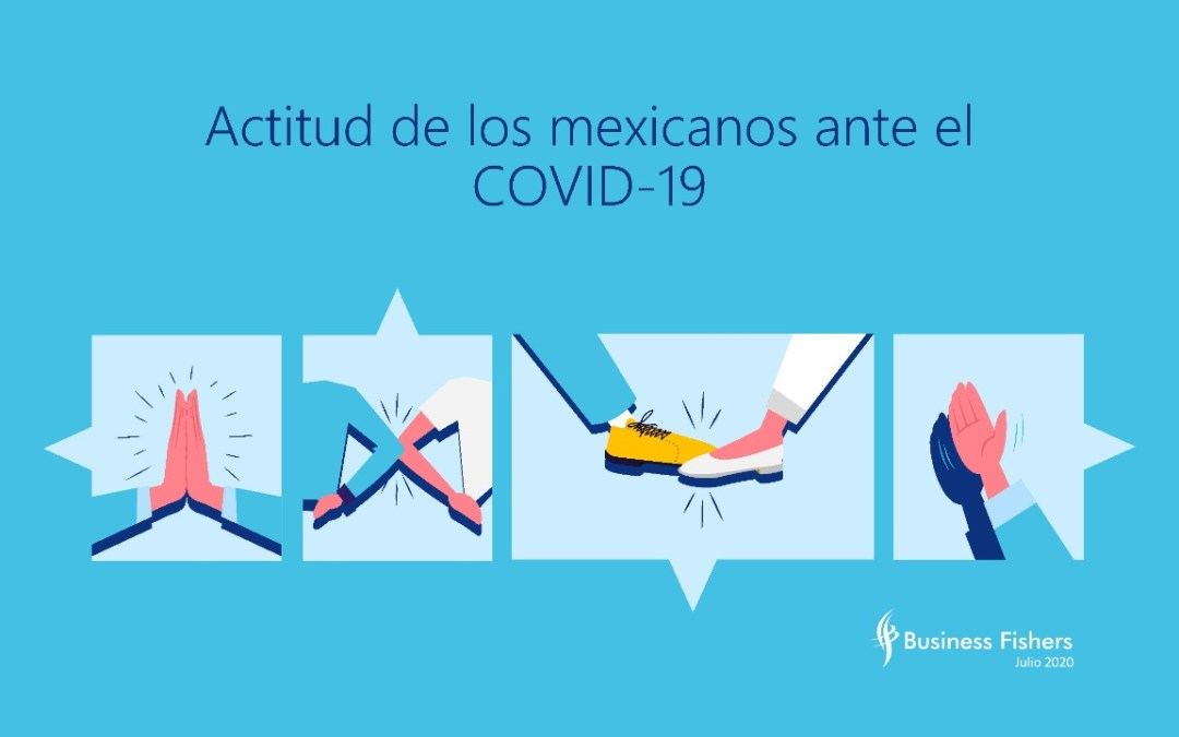 Actitud de los mexicanos ante el COVID-19