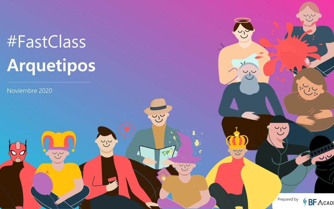 #FastClass – Arquetipos