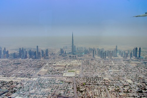 19 across jumeirah and al wasl to business bay area from 2500ft