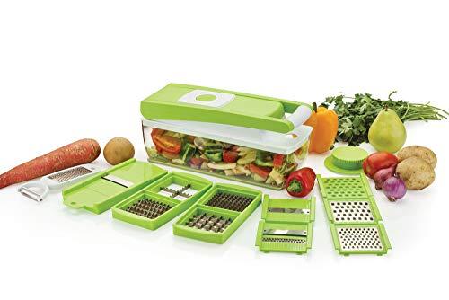 Ganesh Multipurpose Vegetable and Fruit Chopper Cutter Grater Slicer