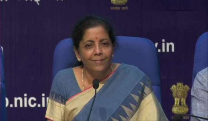 Sitharaman to table 3 Bills in RS today