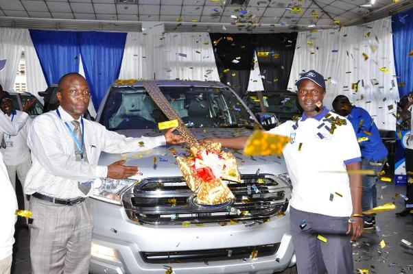 Ford Motor Company and its distributor, Cooper Motors Corporation (CMC) Uganda on Tuesday unveiled the all-new Ford Everest at a media breakfast briefing ...