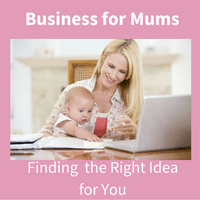 Business for Mums image
