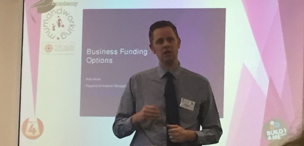 Natwest small business funding presentation
