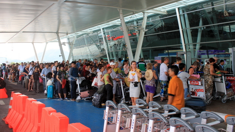 AoT forecasts 16.2% year-on-year increase in Phuket tourist arrivals over Songkran