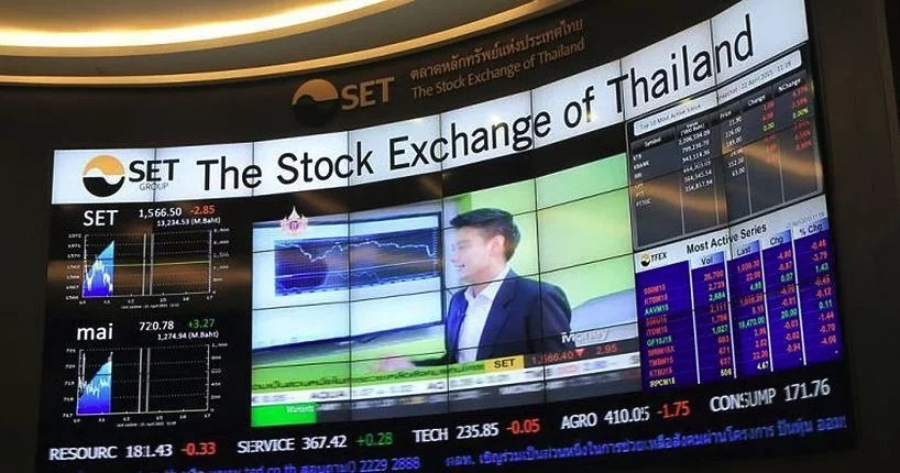 Thai stock exchange pulls 30 minute circuit breaker