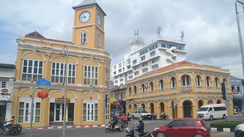 Property in Phuket awaits slow recovery