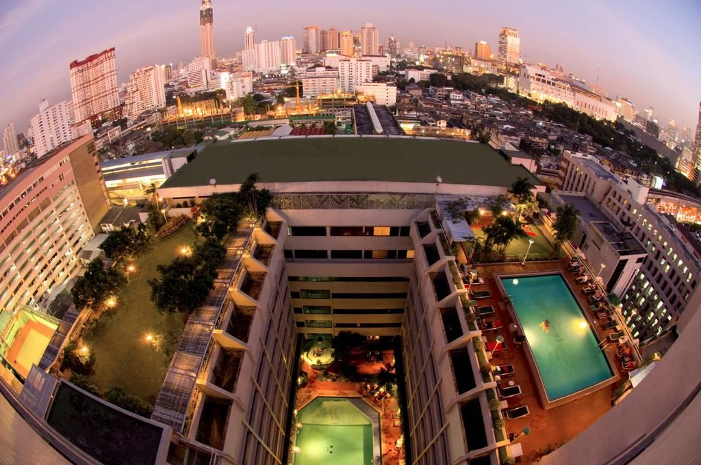 Thailand's hotel industry pushing ahead with recovery