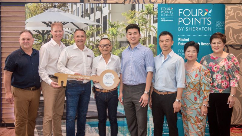Four Points By Sheraton expands In Thailand with the opening of Four Points By Sheraton Phuket Patong Beach Resort
