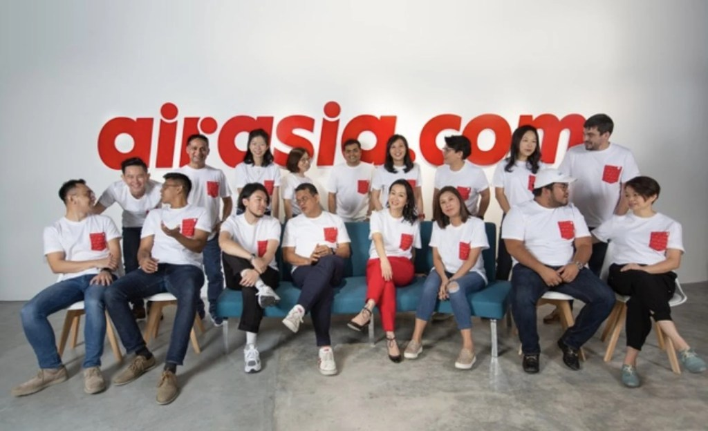 Air Asia diversifies from an airline brand to e-commerce powerhouse