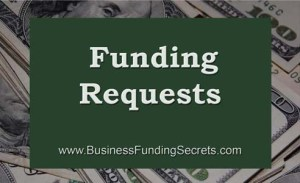 funding request, business, loans, venture capital, http://businessfundingsecrets.com/