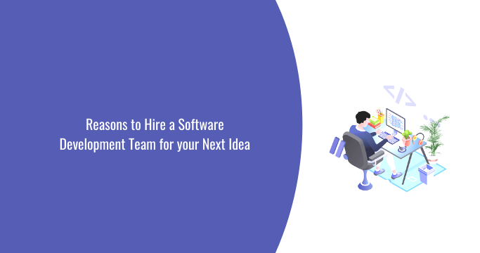 Reasons to Hire a Software Development Team for your Next Idea