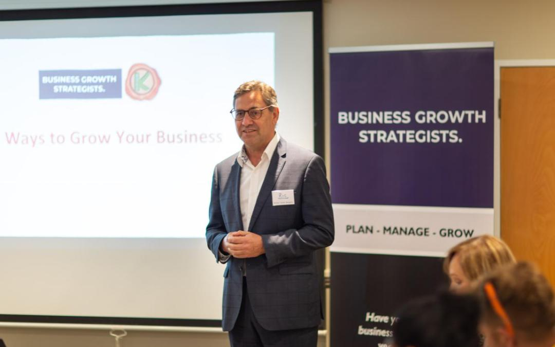 Business Growth Strategists Christchurch